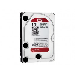 Disco Duro WD Red WD40EFRX 4TB SATA3 64mb IntelliPower