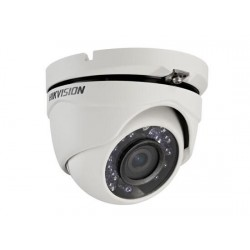 HIK Domo Turbo 720p Lente Fijo 2.8mm IP66 IR 20m Metalica