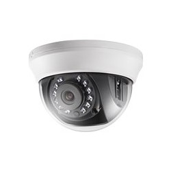 HIK Domo Turbo 1080p Lente Fijo 3.6mm IP66 IR 20m Metalica