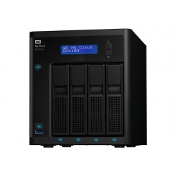 WD My Cloud EX4100 NAS diskless ARMADA 388 1.6GHz dual-core