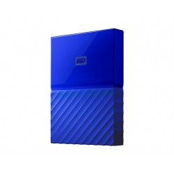 "WD My Passport 2.5"" 2TB Blue USB3.0"