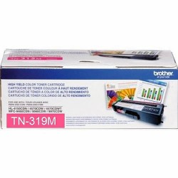 Brother Toner Magenta TN319M 6000pag