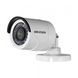 Hikvision Bullet Turbo 1080p 3.6mm IR20m IP66 Construccion Plastic
