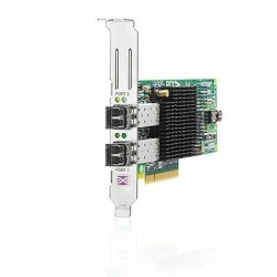 HPE 82E 8Gb 2-Port PCIe Fibre Channel HBA (AJ763B)