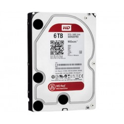 "Disco Duro WD Red HD 6 TB 3.5"" SATA 6Gb/s 64 MB 5400rpm"