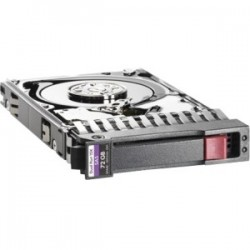 Disco Duro HP 2TB 12G SAS 7.2K 2.5in 512e SC
