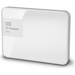 "Disco Portatil WD Passport 2.5"" 1TB Brilliant White USB3.0"