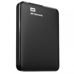 "Disco Portatil WD Elements 2.5"" 2000gb USB 3.0"