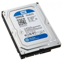 Disco Duro WD D/S Blue 500GB SATA3 32mb 7200rpm