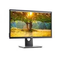 "DELL Monitor P2417H 24"" Full HD LED con Base Ajustable"