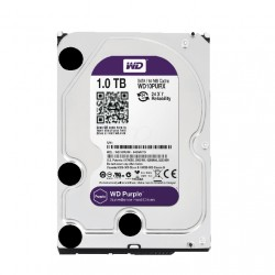 Disco Duro WD D/S Purple 1TB Surveillance 64mb IntelliPower